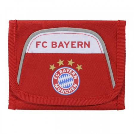 Портмоне BAYERN MUNICH Nylon Wallet 500240