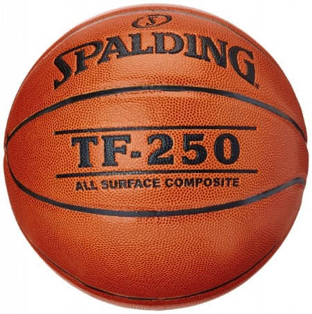 Баскетболна Топка SPALDING TF250 in/out 402186 029321745315