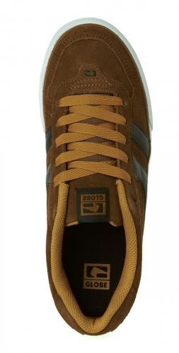 Мъжки Обувки GLOBE Encore 2 S13 100633d 30302400281 - TOFFEE/INCA GOLD изображение 3