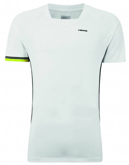 Мъжка Тениска HEAD Drive T-Shirt SS14 100839a 811034 - WHBK