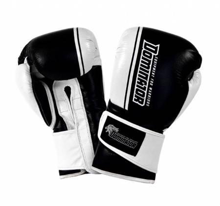 Боксови Ръкавици DOMINATOR Boxing Gloves Label Leather 401984