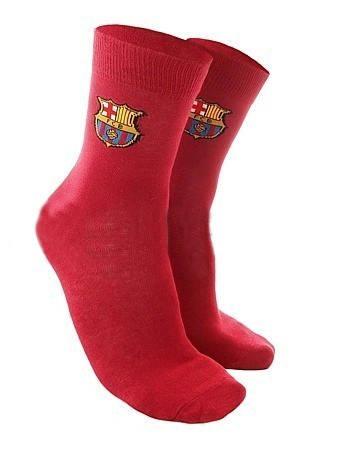 Чорапи BARCELONA Claret Socks 6-11 500414