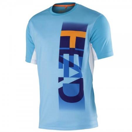 Детска Тениска HEAD Alex B T-Shirt SS15 300481 816245-TQ