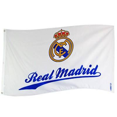 Знаме REAL MADRID Flag SL 500103