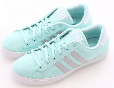 Дамски Обувки ADIDAS Ladies SE Daily QT Low Trainers 200606 X73590 изображение 3