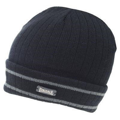 Зимна Шапка LONSDALE Turn Up Hat 400016