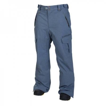 Мъжки Ски/Сноуборд Панталони 686 Mannual Infinity INS Pant W13 101011 30306900130-INK
