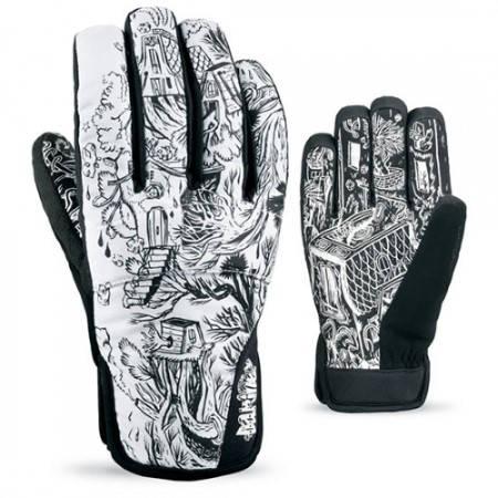 Ски/Сноуборд Ръкавици DAKINE Crossfire Glove 400379a 30307100148 - AC SERIES изображение 6