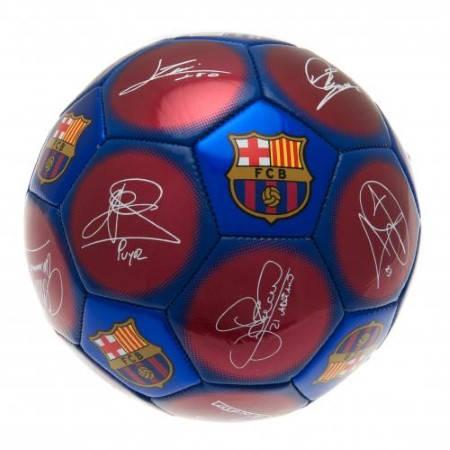 Топка BARCELONA Football Signature 500328 9535-s30fosba-s30fosbac изображение 2