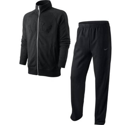 Мъжки Анцунг NIKE French Terry Warm Up 100139 481268-010