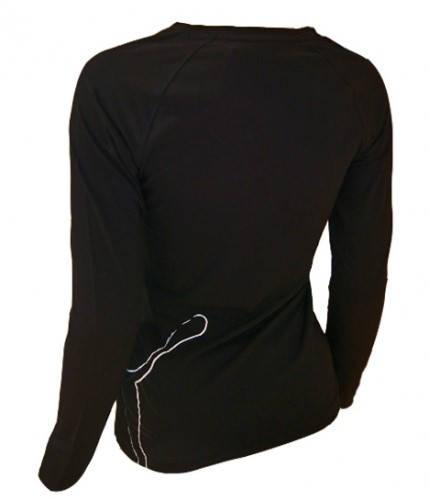Дамска Блуза PUMA Graphic LS Tee 200530 81388301 изображение 2