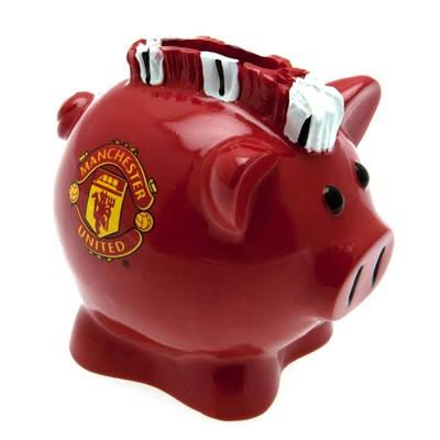Касичка MANCHESTER UNITED Mohawk Piggy Bank 500121a
