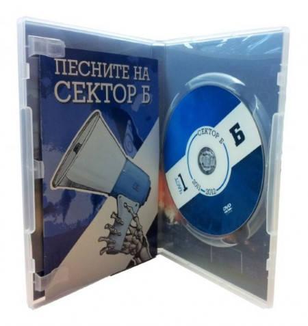 Диск С Песни LEVSKI Sector B DVD 500631