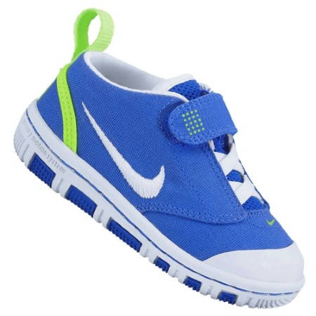 Бебешки Обувки NIKE SMS Peanut 2 CNVS TD 300117 454638-400 - Ивко изображение 2