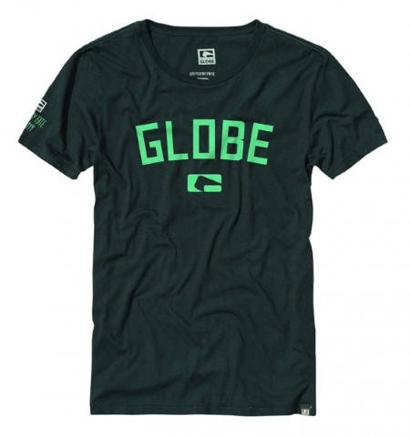 Мъжка Тениска GLOBE Know Money Tee S13 100622c 30308700670 - VINTAGE BLACK
