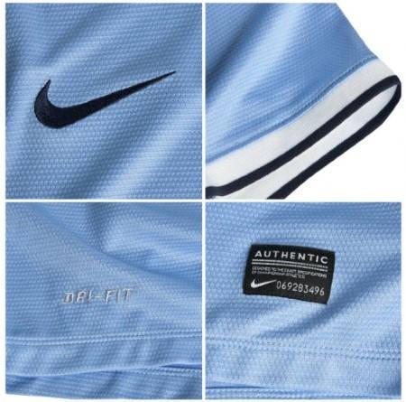 Мъжка Тениска NIKE Manchester City Mens Home Shirt 13/14 100696  изображение 3
