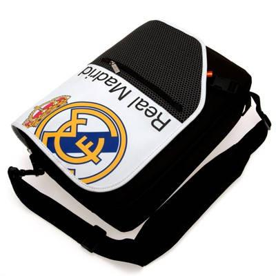 Чанта REAL MADRID Messenger Bag 500345  изображение 2