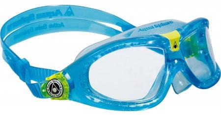Детски Очила За Плуване AQUA SPHERE Seal 2 Kid Clear Lens 402092 175300