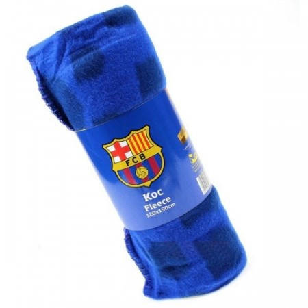 Одеало BARCELONA Crest Fleece Blanket 500264a  изображение 2