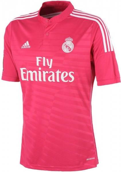Официална Фланелка Реал Мадрид REAL MADRID Mens Away Shirt 14-15 501071a