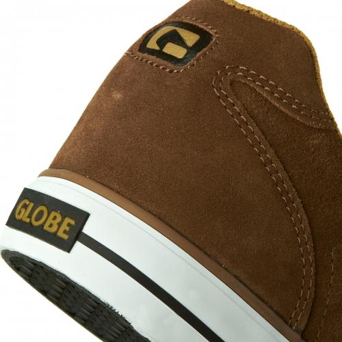 Мъжки Обувки GLOBE Encore 2 S13 100633d 30302400281 - TOFFEE/INCA GOLD изображение 5