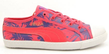 Дамски Кецове PUMA Ibiza Wildy Sneakers 200592c 356549-01