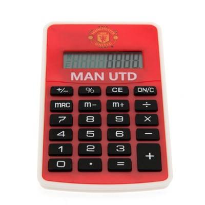 Калкулатор MANCHESTER UNITED Poket Calculator 500319a