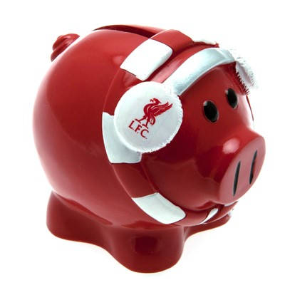 Касичка LIVERPOOL Scarf Piggy Bank 500118