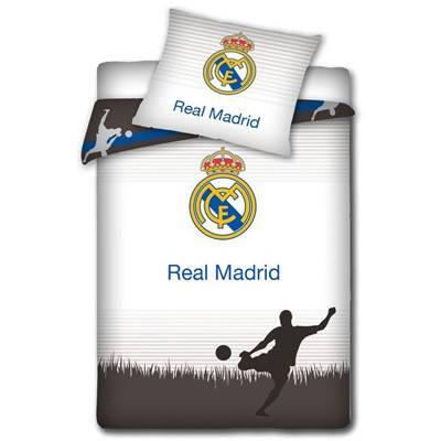 Спално Бельо REAL MADRID Set Singel WT 500291c