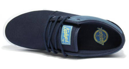 Мъжки Обувки GLOBE Mahalo S13 100636a 30302400277 - SKYDIVER/NAVY30302400296 - SKYDIVE изображение 4