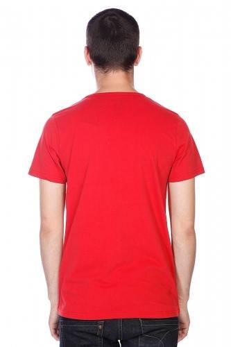 Мъжка Тениска DAKINE Hand Crafted SS14 101032 30308700709-VINTAGE RED изображение 3