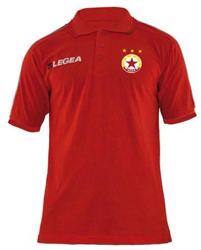 Тениска CSKA LEGEA Polo Shirt 500441