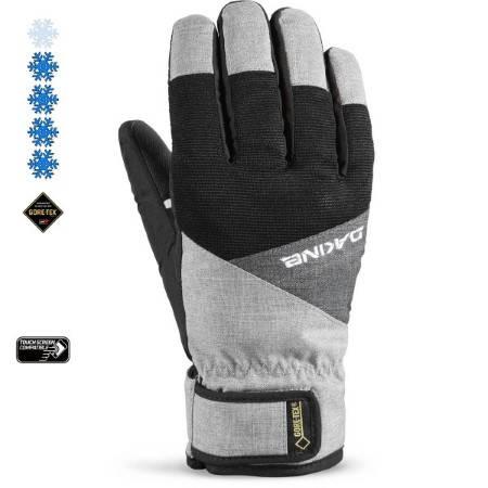 Ски/Сноуборд Ръкавици DAKINE Impreza Glove FW14 401472d 30307100080-CARBON