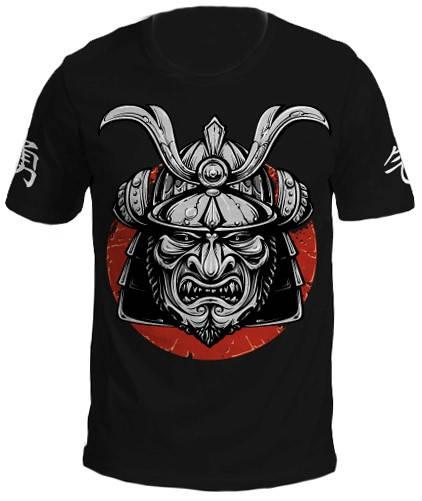 Мъжка Тениска DOMINATOR Samurai T-Shirt 101309 13612