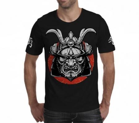 Мъжка Тениска DOMINATOR Samurai T-Shirt 101309 13612 изображение 2