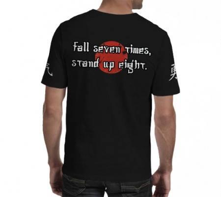 Мъжка Тениска DOMINATOR Samurai T-Shirt 101309 13612 изображение 3