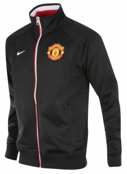Мъжко Горнище MANCHESTER UNITED Nike Core Trainer Jacket 501436 478167-010-Ивко