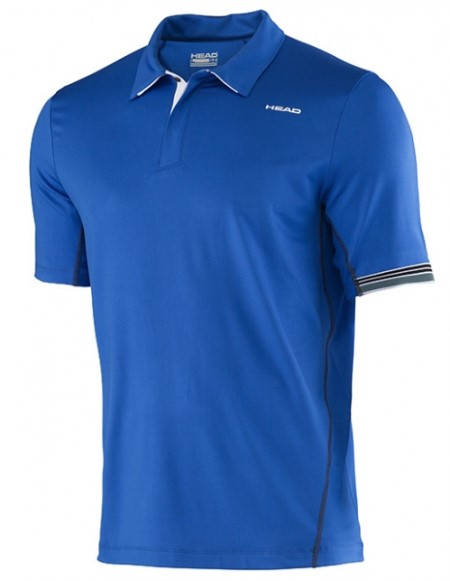 Мъжка Тениска HEAD Performance Polo Shirt Men SS15 101286a 811085-BK