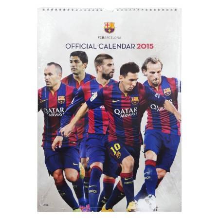Календар BARCELONA Calendar 2015 501186