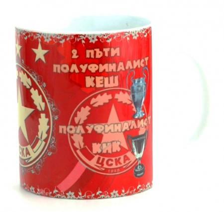 Чаша CSKA Ceramic Mug Champion Cups 500722  изображение 4