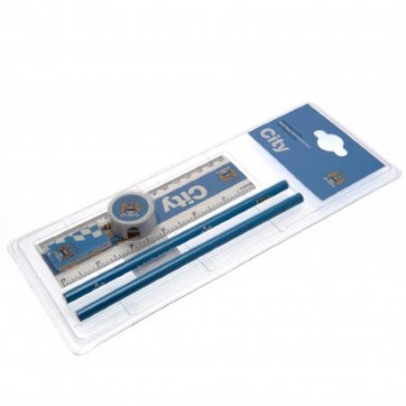 Ученически Пособия MANCHESTER CITY Core Stationery Set 501090  изображение 2