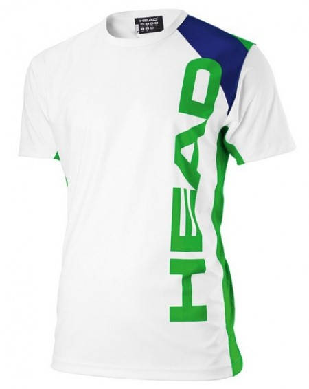 Мъжка Тениска HEAD Energy T-Shirt SS13 100841a 811163-WHEL