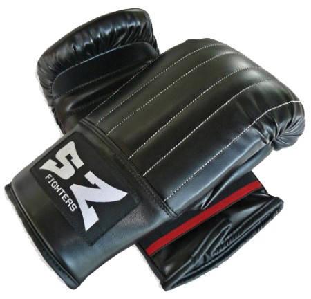 Уредни Боксови Ръкавици SZ FIGHTHERS Leather Equipment Boxing Gloves 401574