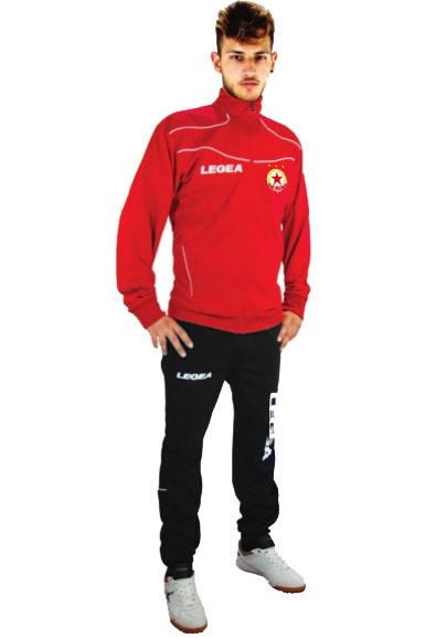 Мъжки Анцунг CSKA Оfficial Suit 2013-2014 501136