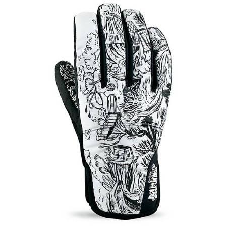 Ски/Сноуборд Ръкавици DAKINE Crossfire Glove 400379a 30307100148 - AC SERIES