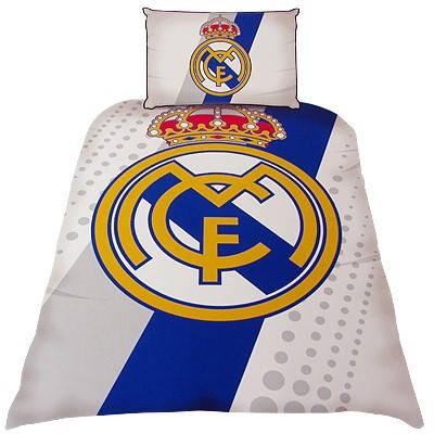 Спално Бельо REAL MADRID Duvet Set ST 500291b  изображение 2