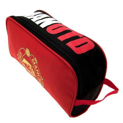 Чанта За Обувки MANCHESTER UNITED Boot Bag 500911  изображение 3