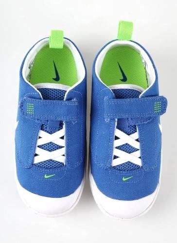 Бебешки Обувки NIKE SMS Peanut 2 CNVS TD 300117 454638-400 - Ивко изображение 4