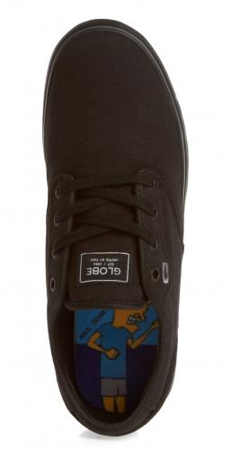 Мъжки Обувки GLOBE Motley Beavis and Butt-Head W13 100657a 30302400298 - BLACK BNB изображение 4
