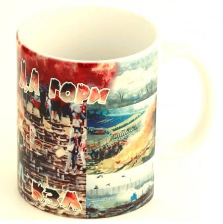 Чаша CSKA Ceramic Mug GG 500724  изображение 4